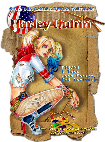 Harley Quinn by Candra download and preview
