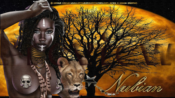 Nubian Wallpaper download and preview