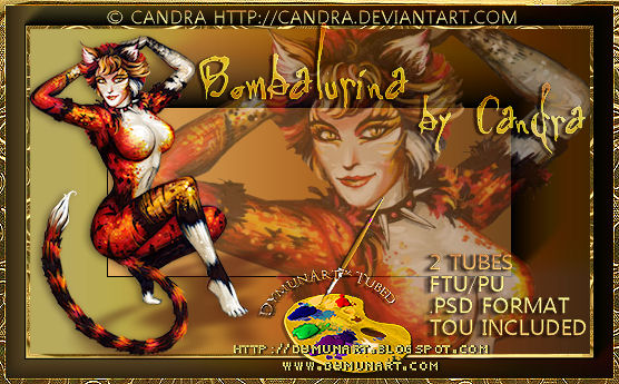 Bombalurina by Candra Preview