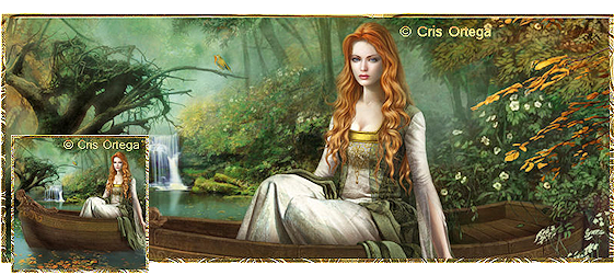 Lady of The Rhine FB Timeline © Cris Ortega download and preview