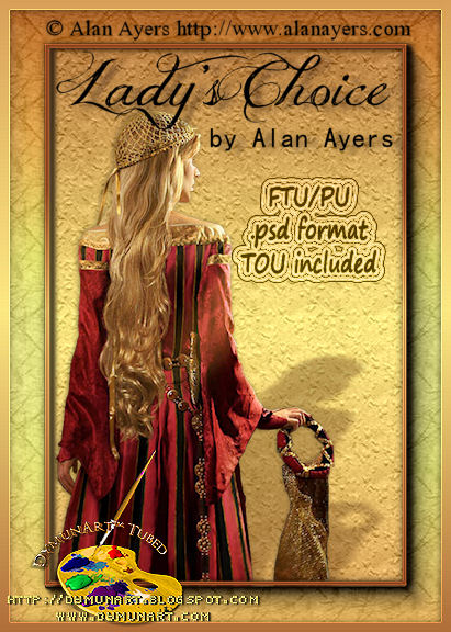 Lady's Choice by Alan Ayers Preview