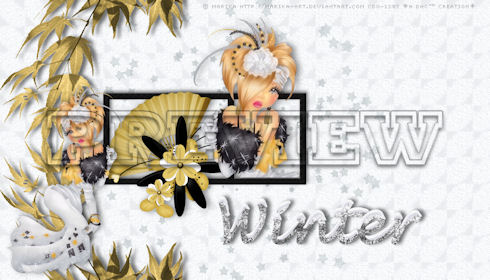 Marika Winter Wallpaper download and preview