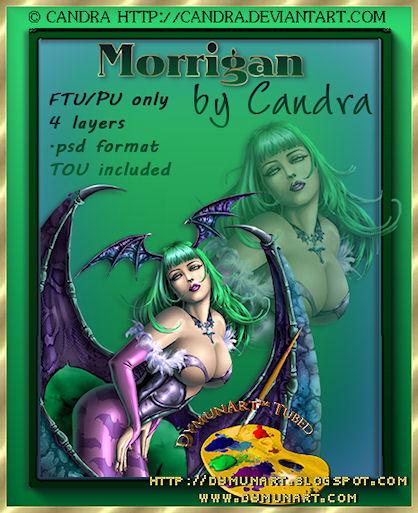 Morrigan Preview