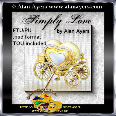 Simply Love by Alan Ayers Preview