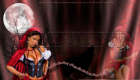 Red Riding Hood Wallpaper download and preview