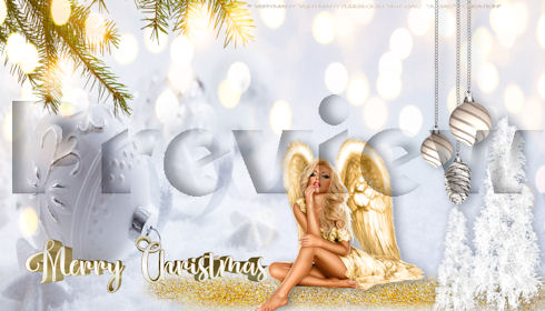 Christmas Angel Wallpaper download and preview