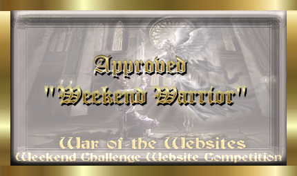 Approved Member of War of The Websites Web Comp - Click to Join
